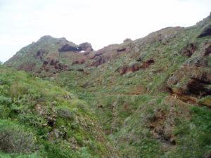 Cuevas Camino a Chinamada