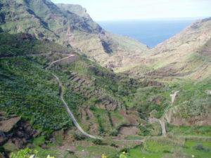 Barranco Tamadite en Afur