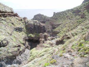 Desembocadura Barranco de Anosma