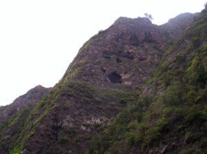 Barranco de Badajoz - La cueva del cañizo