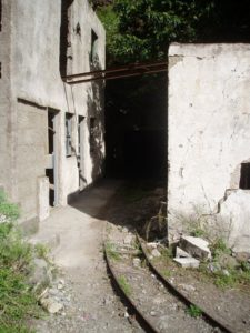 Barranco de Badajoz - Cuartos de los mineros y galerías