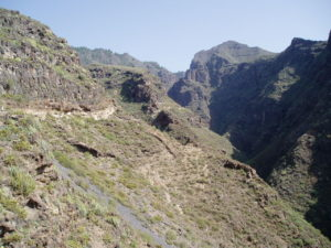 Barranco del Infierno (Inicio)