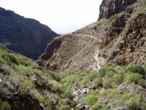 Sendero Barranco del Infierno