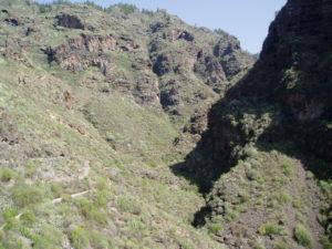 Barranco del Infierno - Cauce