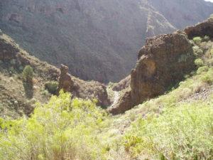 Barranco del Infierno - Formaciones Rocosas