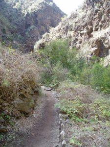 Barranco del Infierno - Parte Superior del Sendero