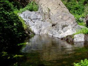 Barranco del Infierno - Charcas de Agua