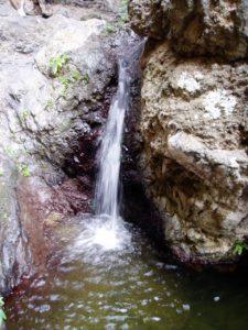 Barranco del Infierno - Cascada
