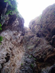 Barranco del Infierno - Paredes Verticales