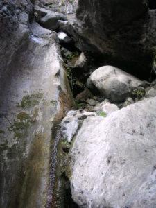 Cascadas en Barranco de Masca
