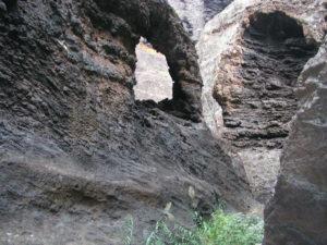 Arco Barranco de Masca