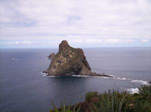 Roques de Anaga (Roque Tierra)
