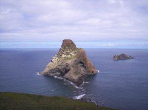 Roque de Tierra - Roques de Anaga