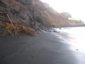 El Balayo (desde la playa)