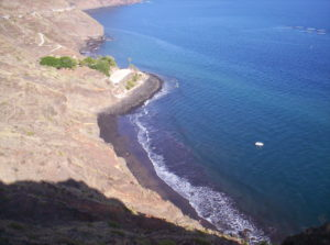Playa Cueva del Agua