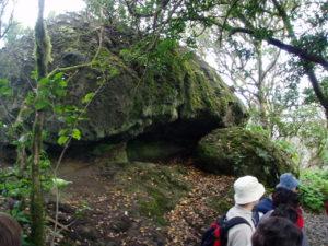 Piedra Jurada - Ensillada