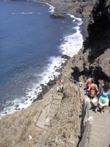 Año 2007 - Escalera de Acceso a Playa Los Patos