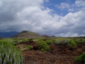 Montaña Grande y Morras del Corcho