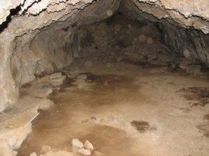 Cueva del Corral en Malpais de Güimar