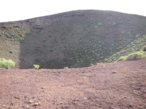 Cráter Montaña Grande