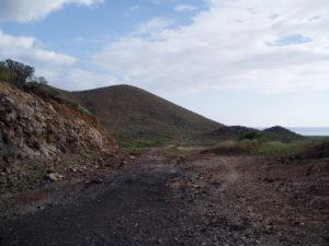 Malpaís de la Rasca (Montaña Gorda)