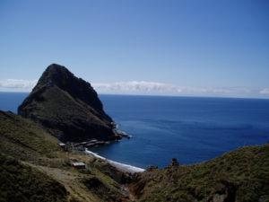 Roque de Antequera (desde su barranco)