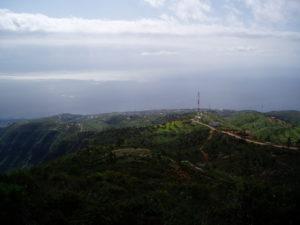 Ventanas de Güimar (Antenas telecomunicaciones)
