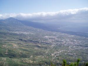Ventanas de Güimar - Panorámica del Valle