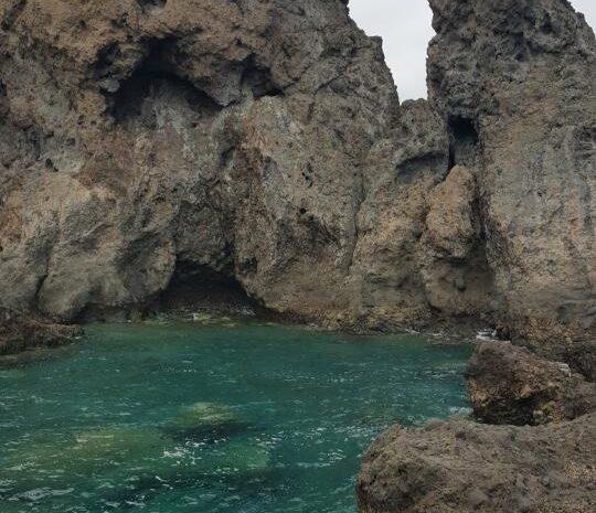 Charco La Mareta – Punta de Juan Centella