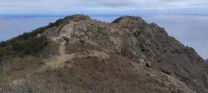 Montaña Tafada y Las Casas de Tafada